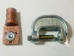 NEW Thomas And Betts IBG T & B IBG2-10 Ground Clamp Connector ...