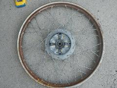 Rear Wheel 1962 62 Rex 50 KL35 KL30 CycloThrust