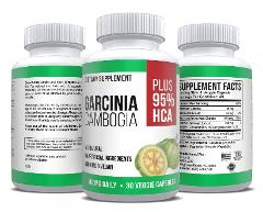 Garcinia Extract 95% HCA Weight Loss - 1 Month Supply