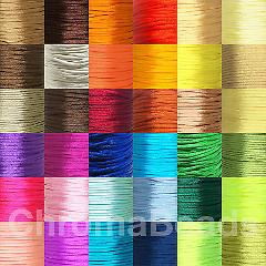 REEL of Silky Satin Rattail 2mm Cord - WHOLESALE spool - kumih...