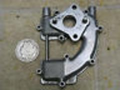 1948 48 SCOTT ATWATER 7.5HP 7.5 HP TWIN INTAKE MANIFOLD COVER