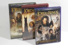 The Lord of the Rings: The Motion Picture Trilogy (DVD, 2004)