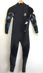 Rip Curl Childs Full Wetsuit Flash Bomb 3/2 Youth Juniors 12 -...