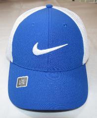 Nike Golf hat cap 727031 480 blue white Swoosh adult Mens wome...