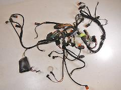 99 OMC EVINRUDE 115HP MAIN CABLE WIRING HARNESS #2