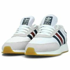 Adidas Original Mens I- 5923 Shoes White/ Navy /Burgundy