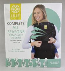 LLLbaby Complete All Seasons Six-Position 360 Ergonomic Baby a...