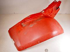 83 Honda ATC200 ATC 200 Right Rear Fender Mud Splash Guard