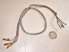 79 HONDA TRAIL 90 CT90 TAILLIGHT TAIL LIGHT WIRING HARNESS