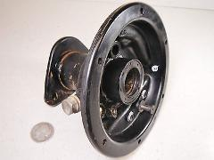 84 HONDA ATC125M REAR BRAKE DRUM HOUSING