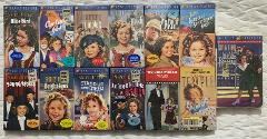 Shirley Temple Movie Collection 13 VHS Tapes All New & Factory...