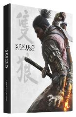 Sekiro Shadows Die Twice, Official Game Guide Hardcover
