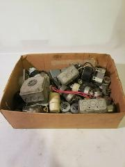 Assorted Industrial Plugs, M/F 10-30 A 250V 125-600VAC, 62 tot...