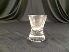 Vintage Shot Glass Collectible 2-1/2