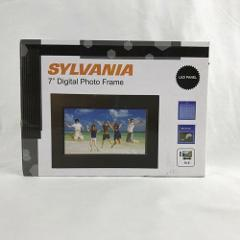 Sylvania SDPF757 Digital Photo Frame 480 x 234