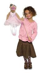 Melissa & Doug - 13895 - Ballerina Puppet