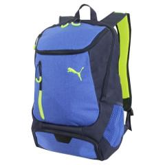 Puma Pace Unisex Padded Backpack Bag PMTG1014 Navy Blue Padded...