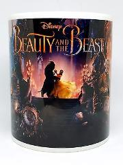 Custom Made Beauty and the Beast the Movie Coffee Mug with you...