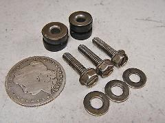 99 OMC EVINRUDE 115 LIFT PUMP FUEL VALVE ASY & MOUNTING HARDWARE
