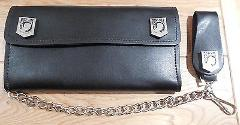 Black leather 8