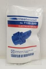 WESTWOOD T100-220 REF # IGNITOR GAGE, ELECTRODE TIP SETTING GAUGE