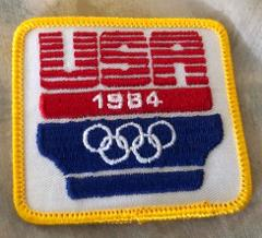 1984 USA OLYMPICS PATCH