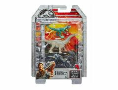 Jurassic World 2 Mini Action Dinos 3-pack - Indoraptor_Dilopho...