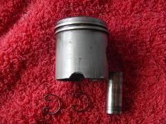 Piston wrist pin clips 1962 62 Rex 50 KL35 KL30 CycloThrust