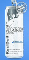 Red Bull Energy Drink Summer Edition - Coconut Berry, 12fl.oz....