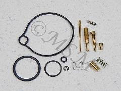 83-84 HONDA NH80MD AERO 80 NEW KEYSTER CARB CARBURETOR REPAIR ...