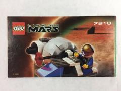 2001 LEGO Set 7310 Life on Mars MONO JET Replacement Manual In...