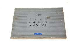 1995 MAZDA 626 Owners Manual Guide OEM USED