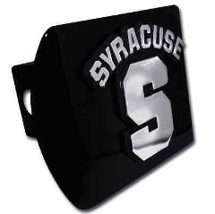 Syracuse Black Hitch Cover