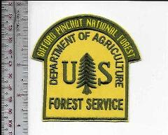 National Forest USFS Washington Gifford Pinchot National Fores...