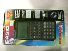 Casio CFX-9850GB Plus 32KB Color Power Graphic Calculator