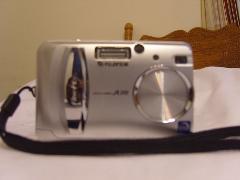 FujiFilm A310 4MP Digital Camera with 3x Optical Zoom