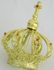 Crown for Statues Religious Figurine Crown Plastic Diameter Ba...