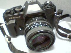 Ricoh KR-5 Super II SLR 35mm Film Camera w/ Ricoh KR Zoom Lens...