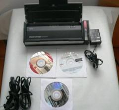 Fujitsu S1300i ScanSnap Document Scanner-Refurb/with copy DVD/...