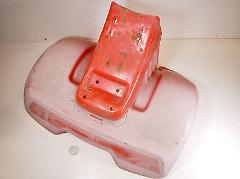 84 Honda ATC70 ATC 70 Rear Fender Mud Splash Guard