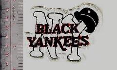 Baseball Negro League Cuba & USA the Black Yankees Pro Ball Te...