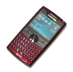 Samsung BlackJack II I617 Phone w/ QWERTY Keyboard, WM6, GPS, ...
