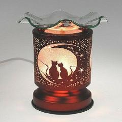 Cats Touch Aroma Lamp Wax Tart Scented Oil Warmer Burner Elect...