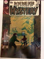 The House of Mystery #183 Comic Book DC 1969