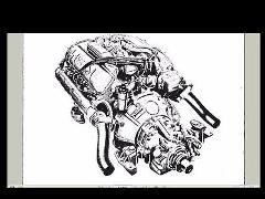 GRAY-MARINE FIREBALL V8 V-8 MARINE ENGINE MANUAL for Boat Moto...