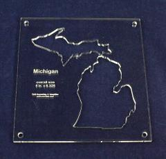 State of Michigan Template Inside 6