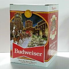 2020 Budweiser Limited Edition Holiday Stein Clydesdale 41st A...