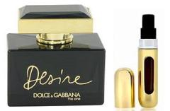 REFILLABLE PERFUME TRAVEL SPRAY WITH FREE 5ML DOLCE & GABBANA ...