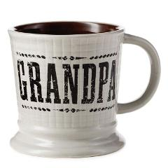 Grandpa Mug Cup Ceramic Hallmark Hot Drink Coffee Tea Mugs Cup...