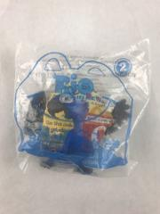 Rio Pedro Collectible Happy Kids Meal Toy 2011
